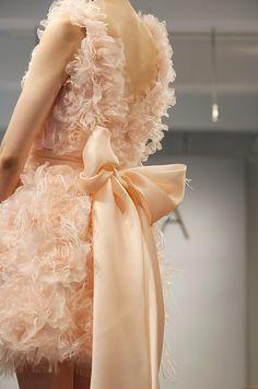 blush pink glamour
