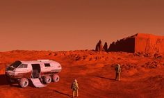 Scientists discover dangerous chemicals on Mars that DESTROY cells
