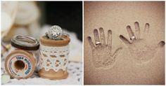 Capturando momentos: los anillos