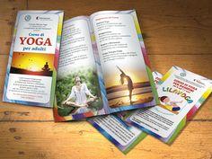 Volantini Corsi Yoga