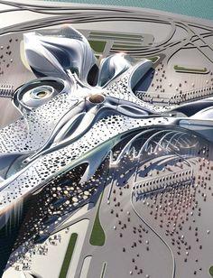♕Simply divine #architecture (comp render)