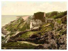 latest addition Portland, Rufus Castle, II, England