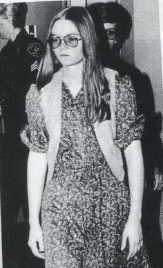 "Brenda Ann Spencer, 16, killed two adults and wounded eight children in a 1979 sniper attack on a San Diego elementary school. Her motive for the shootings was ""I don't like Mondays""."