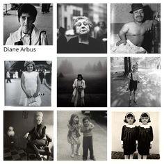 Diane Arbus, Langford Basic Photography