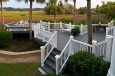 Everything from decking to railing, fences and lighting can be had from TimberTech, and their quality is second to none. They are truly a one-stop-shop for products regardless of the scale of your project, but in the interest of time, we're going to zero in on what really drives their multi-pronged revenue stream: composite decking. Every TimberTech composite decking product come with a 25-year limited warranty for residential customers, and are resistant to color fading and interior…