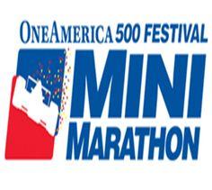 One America 500 Festival Mini 13.1  http://www.500festival.com/mini-marathon