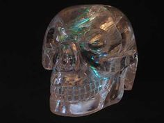 AMAR : CRYSTAL SKULL FROM TIBET