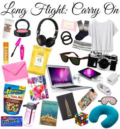 carry on packing - i would add don't forget essentials like any medications and expensive/precious items ie: jewelry if your bag is checked in case it's lost!