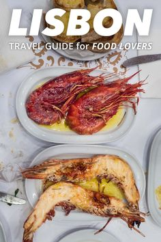 In this Lisbon travel guide for food lovers you'll find tips on where to stay, things to do, and delicious food to eat in Lisbon, Portugal. Enjoy!