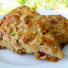 "Gluten Free Dairy Free Ham & ""Cheese"" Scones Recipe - ZipList"