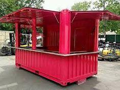 Billedresultat for shipping container burger bar