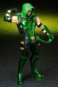 Green Arrow Kotobukiya ARTFX+   Statuehttp://www.action-figure-playground.nl/a-858681/artfx-green-arrow/