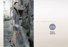Dress Roselin Winter 2014 2015, High Low, Dresses, Fashion, Vestidos, Moda, La Mode, Fasion, Dress