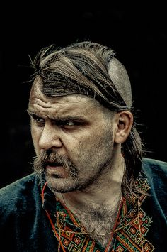 Ukraine | Cossack man