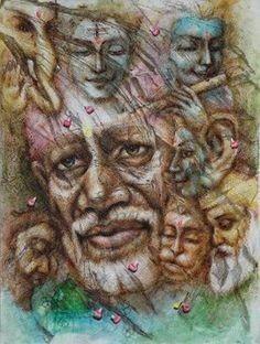 First Time Experience Of Sai Baba Sai Baba Pictures, God Pictures, Maa Image, Sai Baba Miracles, Ganesh Bhagwan, Shirdi Sai Baba Wallpapers, Sai Baba Hd Wallpaper, Sai Baba Quotes, Swami Samarth