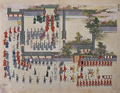 The Crown Prince and Documentary Paintings During the Choson Dynasty