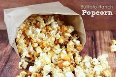 I have another super easy game-day snack idea for you! This is perfect for Super Bowl parties – or for snacking anytime! If you're a fan of Buffalo sauce, you'll LOVE this Buffalo Ranch Popcorn! If you're looking for a snack idea that kicks it up a notch, this Buffalo Ranch Popcorn may just be...Read More