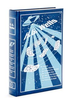 Collected Works of H.G. Wells, #ModCloth  Need to read this. #books #scifi