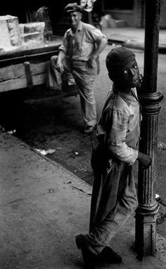 USA. Louisiana. New Orleans. 1947 © Henri Cartier-Bresson/Magnum Photos