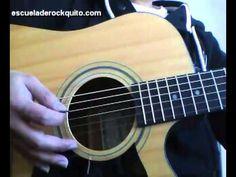 Cómo Hacer Rasgueos de Guitarra - YouTube