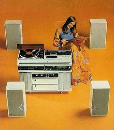 ... Stupefaction ...: Chicks dig vinyl