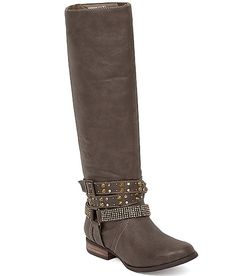 Not Rated Love Stoned Riding Boot