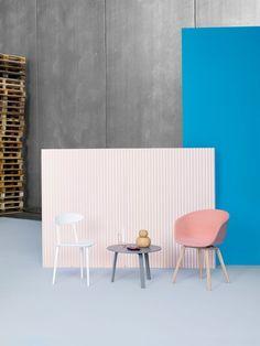 Stühle | Sitzmöbel | FDB | Hay | Joergen Baekmark.