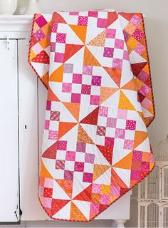 Solstice Quilt Pattern Download - Baby Quilts - Patterns
