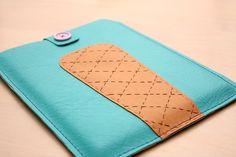 Perry the Platypus iPad sleeve