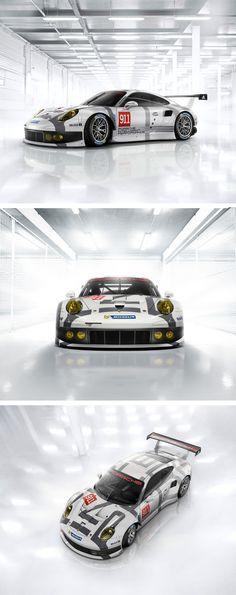 The quintessence of over 30.000 race victories. The ambassador of our brand core. The Porsche 911 RSR. #Porsche