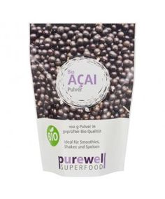 PUREWELL -  Bio Acai Pulver von www.feelgood-shop.com