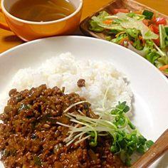 ナスやピーマンなどの野菜を沢山いれて作ってみました! - 6件のもぐもぐ - ドライカレー(?) by yuka0515