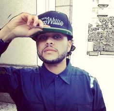 The weeknd Abel you so beautiful.!!