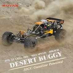 Rovan Baja320 | Redlineremotecontrol.com