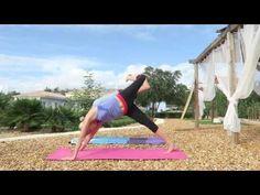 Ochtend Yoga Routine voor Energie! Sanny zoekt Geluk - YouTube