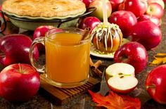 Nothing warms the heart on a cool day quite like hot apple cider! Here are two easy homemade apple cider recipes you're sure to love! Homemade Apple Cider, Hot Apple Cider, Spiced Cider, Apple Recipes, Fall Recipes, Candy Recipes, Apple Jack, Avocado Recipes, Cider Cocktails