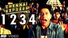 """One Two Three Four Chennai Express"" Song | Shahrukh Khan, Deepika Paduk...  OMG"