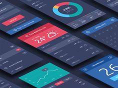 [#Ressources] 16 PSD gratuits pour vos mockups d'applications mobiles