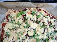 Dinkelpizza histaminarm - Vollkornpizza mit Dinkel - Rezept - ohne Weizenmehl