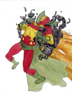 Mister Miracle by Farel Dalrymple