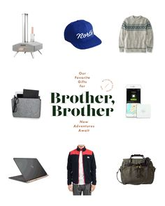Gift guide for brother