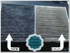 Did you know that the air inside your car may be worse than the air outside? And did you know that many newer cars have a way to fix this inside by switching your AC cabin filter? 2 boys + 1 girl = 1 crazy Mom shares what she discovered and how to fix it! Car Air Filter, Fix My Car, Crazy Mom, Saying Goodbye, Car Hacks, Diy Car, Car Cleaning, Allergies