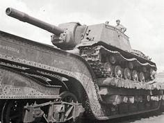 Soviet Su152 captured by Finnish troops
