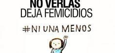 Ni una más, el machismo mata, nunca jamás, basta ya, ya no, ni una mujer menos, el silencio te hace cómplice, no hay excusas…