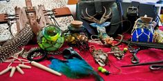 Stuff and more,for my new larp character!