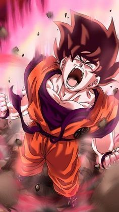 Dragon Ball Super Manga, Episode and Spoilers Dragon Ball Gt, Ps Wallpaper, Goku Wallpaper, Majin, Thanos Avengers, Ball Drawing, Comic Kunst, Son Goku, Animes Wallpapers