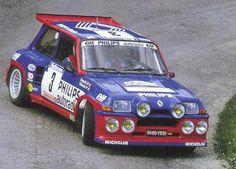 La 5 Turbo da corsa