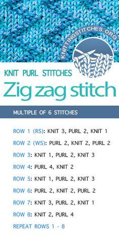 & Free instructions for Zig Zag Stitch. Easy Knit Purl stitch& & Free instructions for Zig Zag Stitch. The post & Free instructions for Zig Zag Stitch. Easy Knit Purl stitch& appeared first on Home. Easy Knitting Projects, Easy Knitting Patterns, Knitted Dishcloth Patterns Free, Sewing Projects, Knitting Designs, Knitting Ideas, Sewing Tips, Sewing Hacks, Loom Knitting Stitches