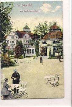 Brunnenpavillon 1908