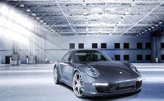 TechArt Porsche 911 Individualization 2012 HD Wallpaper